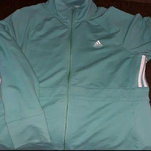 Adidas Clima 365 Athletic Jacket